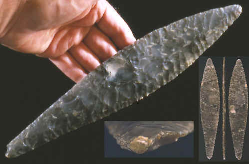 Type I Danish dagger.